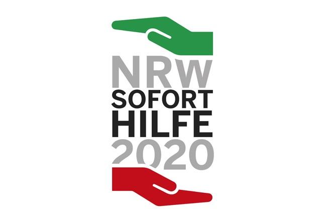 Logo NRW Soforthilfe 2020